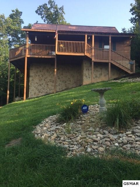 940 Pine Mtn Rd, Pigeon Forge, TN 37863 (#211174) :: Billy Houston Group