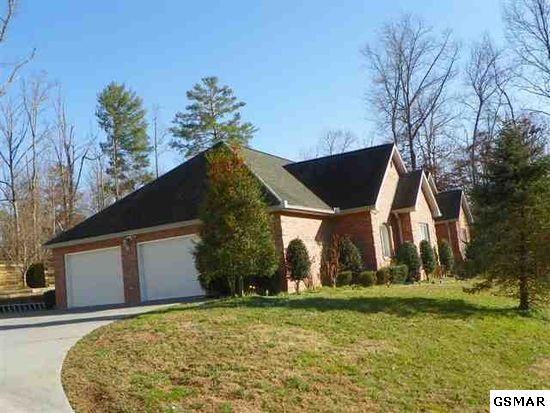 2247 Battle Hill, Pigeon Forge, TN  (#212294) :: Billy Houston Group