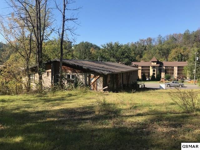 420 E Parkway, Gatlinburg, TN 37738 (#212676) :: Colonial Real Estate