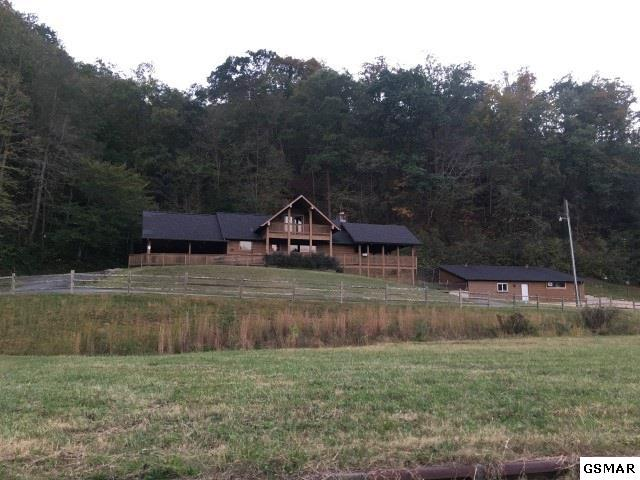 3105 Cherokee Valley Dr, Pigeon Forge, TN 37862 (#213075) :: Colonial Real Estate