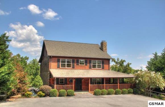 317 Oak Haven Way, Sevierville, TN 37876 (#213179) :: Colonial Real Estate