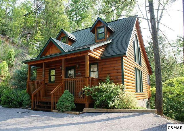 328 Cottage Pinnacle Way Moose Tracks, Gatlinburg, TN 37738 (#213209) :: Colonial Real Estate