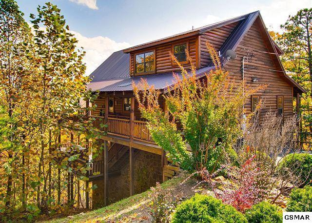 2540 Raccoon Hollow Way Mountain Majest, Sevierville, TN 37862 (#213216) :: Colonial Real Estate