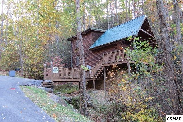 "660 Black Bear Falls Way ""Laurel Spring"", Gatlinburg, TN 37738 (#213252) :: Colonial Real Estate"