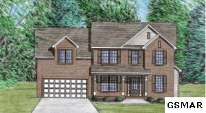 3116 Gentlewinds Drive, Sevierville, TN 37876 (#213423) :: Four Seasons Realty, Inc
