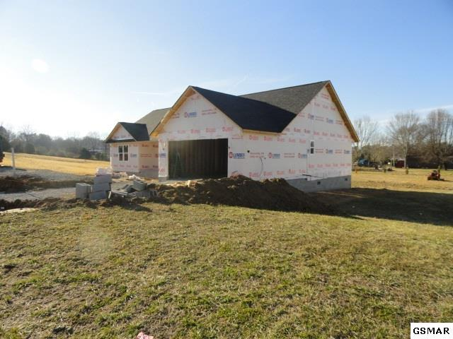 629 Bryce View, Sevierville, TN 37876 (#214354) :: Colonial Real Estate