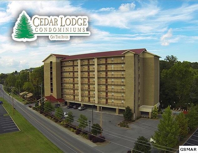 3919 S River Road U#604, Pigeon Forge, TN 37863 (#214663) :: The Terrell Team