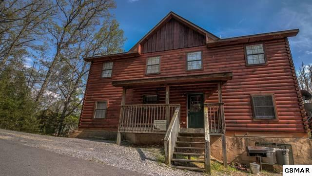 1670 Kissing Way, Sevierville, TN 37862 (#215039) :: Colonial Real Estate