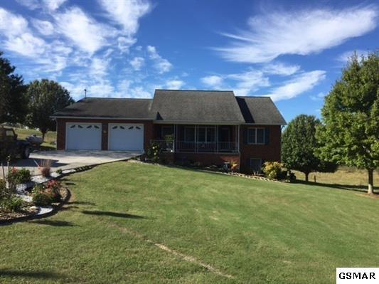950 Gunter Corner Rd, Parrottsville, TN 37843 (#215172) :: Four Seasons Realty, Inc