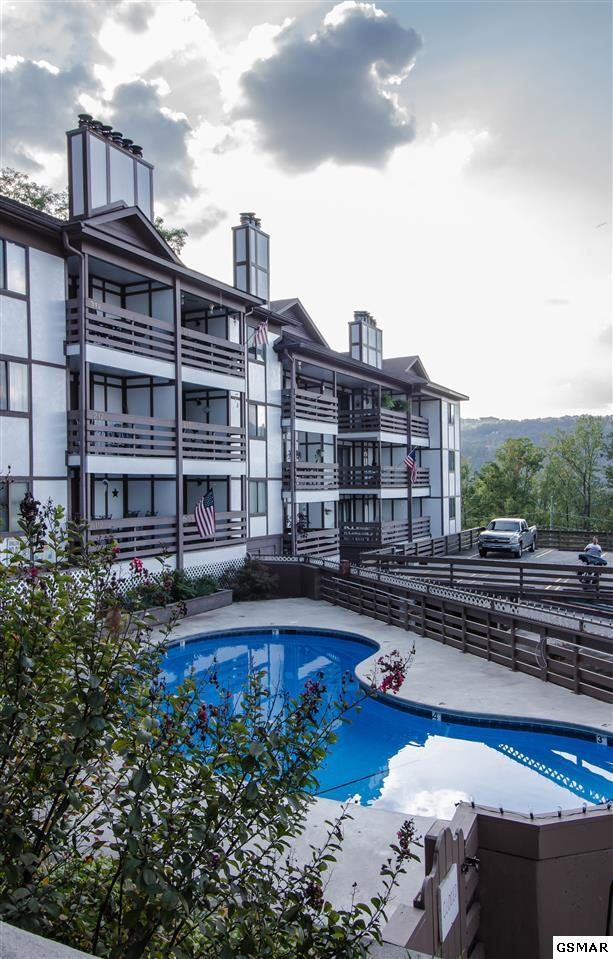 616 Turkey Nest Rd Unit 302, Gatlinburg, TN 37738 (#215269) :: Four Seasons Realty, Inc