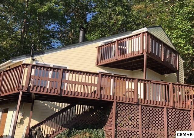 1520 Zurich Rd Mount Beautiful, Gatlinburg, TN 37738 (#215489) :: Billy Houston Group
