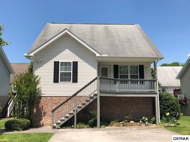 847 Plantation Drive, Pigeon Forge, TN 37863 (#216306) :: Colonial Real Estate