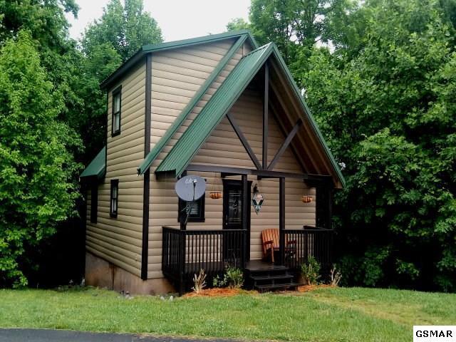 616 Cornerstone Way #5, Gatlinburg, TN 37738 (#223019) :: Prime Mountain Properties