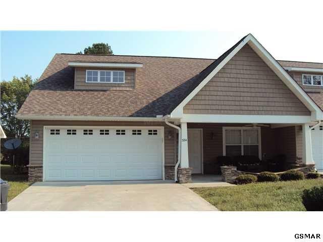 324 Meriwether Way, Pigeon Forge, TN 37863 (#223285) :: Prime Mountain Properties