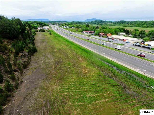 Winfield Dunn Parkway Parcels 012.00 , Sevierville, TN 37876 (#223554) :: Four Seasons Realty, Inc