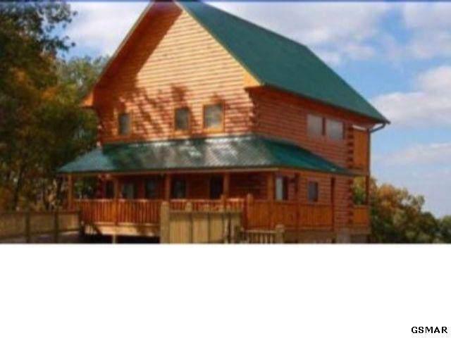 2148 Lone Eagle Drive Secret Hideaway, Sevierville, TN 37876 (#225568) :: Colonial Real Estate