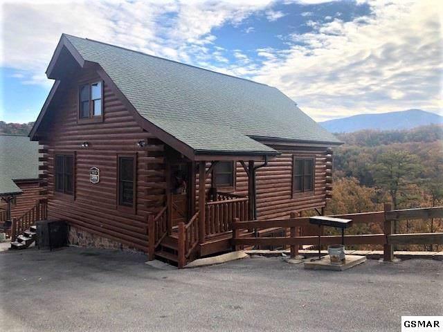 2858 White Oak Ridge Lane, Sevierville, TN 37862 (#225787) :: SMOKY's Real Estate LLC