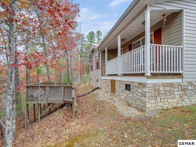 4357 Wilhite Rd, Cosby, TN 37722 (#226055) :: Colonial Real Estate