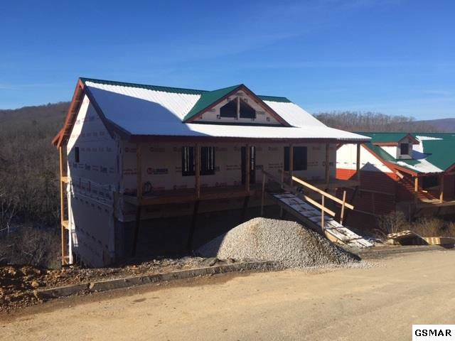 Lot 45 Smoky Ridge Way Lot 45, Sevierville, TN 37862 (#226131) :: Four Seasons Realty, Inc