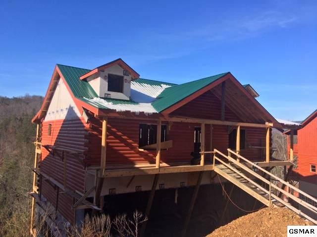 Lot 44 Smoky Ridge Way Lot 44, Sevierville, TN 37862 (#226132) :: Four Seasons Realty, Inc