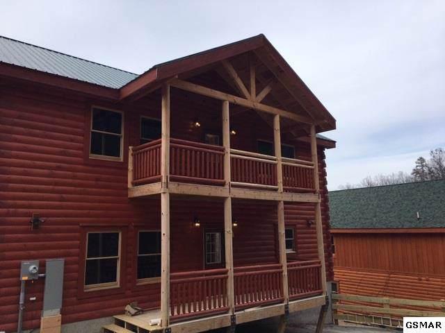 3234 Smoky Ridge Way Lot 36Ar/Br, Sevierville, TN 37862 (#226256) :: Four Seasons Realty, Inc