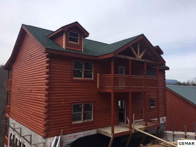 3258 Smoky Ridge Way Lot 38, Sevierville, TN 37862 (#226257) :: Four Seasons Realty, Inc