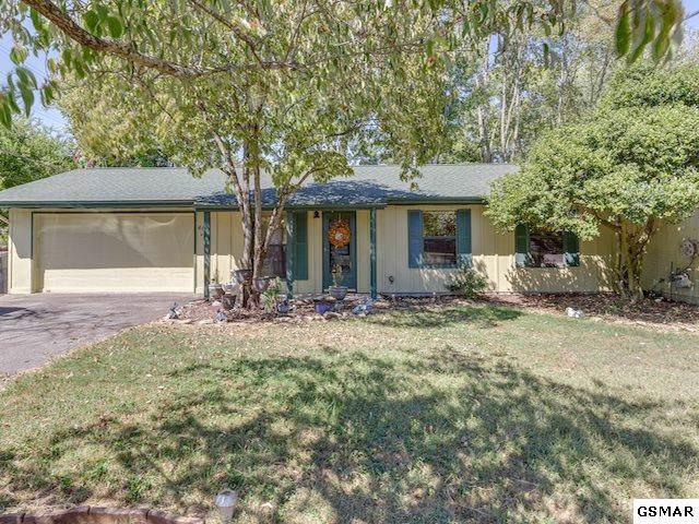460 N Asbury Road, Pigeon Forge, TN 37863 (#226641) :: Billy Houston Group