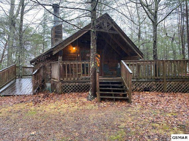 2446 Wildflower Ln 7.87 Acres Off , Sevierville, TN 37876 (#226804) :: Four Seasons Realty, Inc