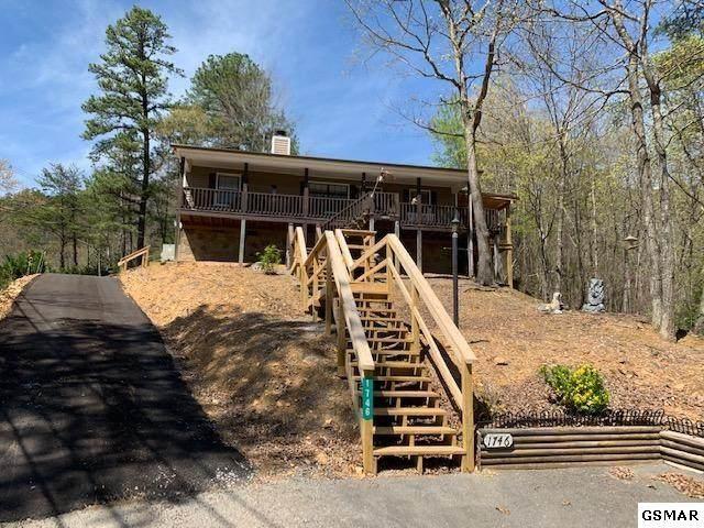 1746 Walker Trl, Sevierville, TN 37876 (#227739) :: Colonial Real Estate