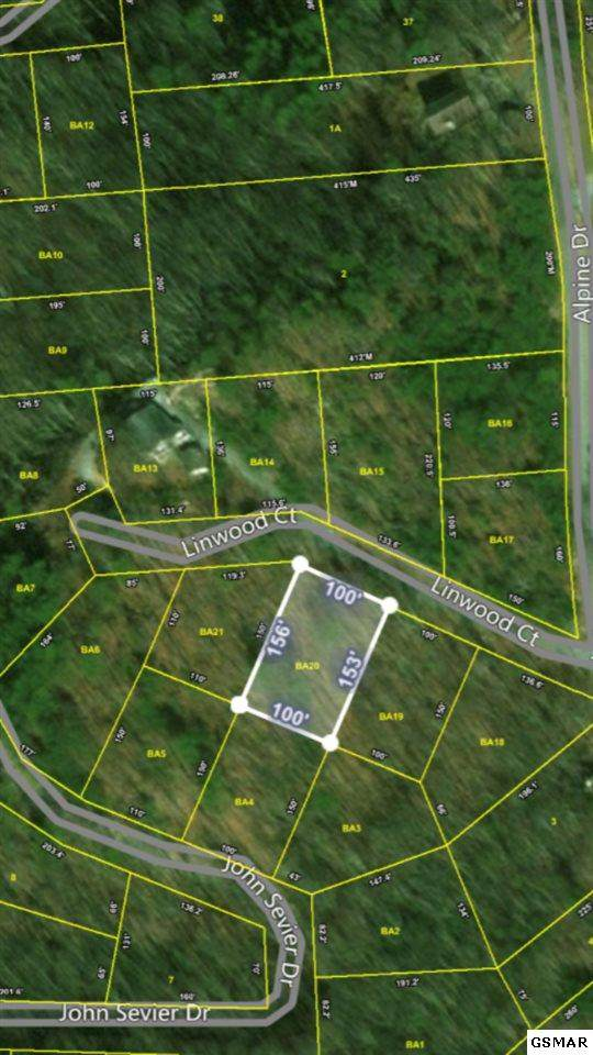 Lot 21 Linwood Court, Sevierville, TN 37876 (#227980) :: Tennessee Elite Realty