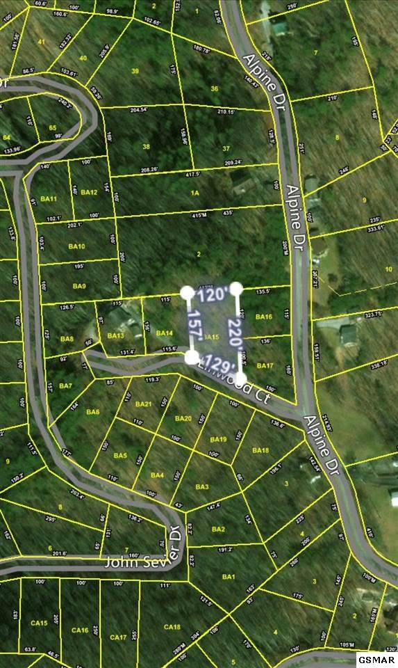 Lot 15 Linwood Court, Sevierville, TN 37876 (#227990) :: Tennessee Elite Realty