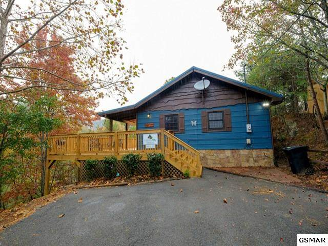 """3049 Patty View Way """"Good Ole Days"""", Sevierville, TN 37862 (#229466) :: Four Seasons Realty, Inc"""