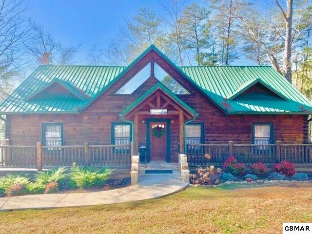 2013 Smoky Cove Rd, Sevierville, TN 37876 (#230432) :: Colonial Real Estate