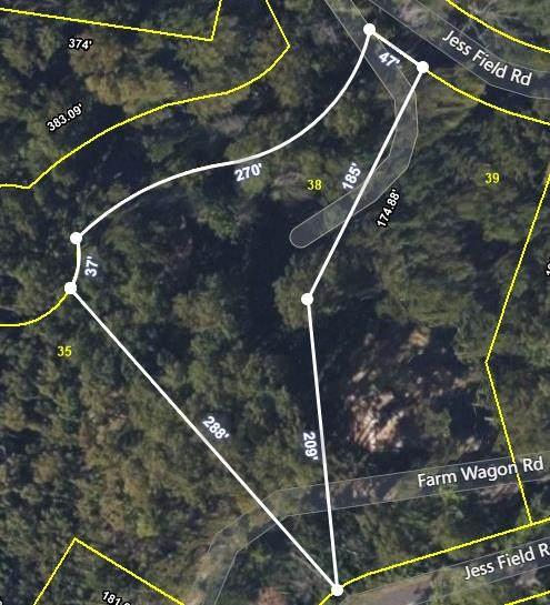Jess Field Rd., Gatlinburg, TN 37738 (#240909) :: JET Real Estate