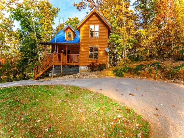2302 E View Dr, Sevierville, TN 37876 (#241900) :: Billy Houston Group