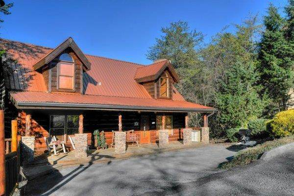 2708 Alps Way, Pigeon Forge, TN 37863 (#241984) :: Tennessee Elite Realty