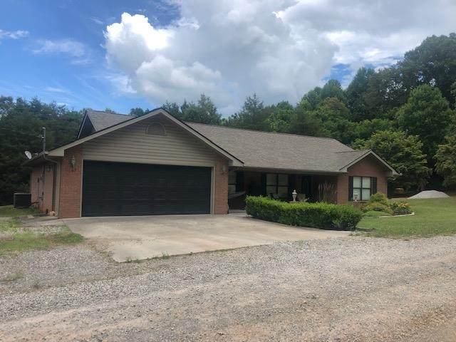 2245 S S Hardin Ln, Seymour, TN 37865 (#243561) :: Colonial Real Estate