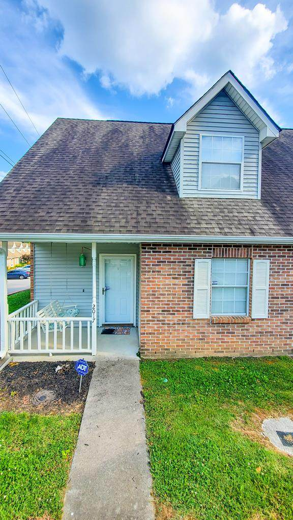 2017 Silverbrook, Knoxville, TN 37923 (#243658) :: Colonial Real Estate