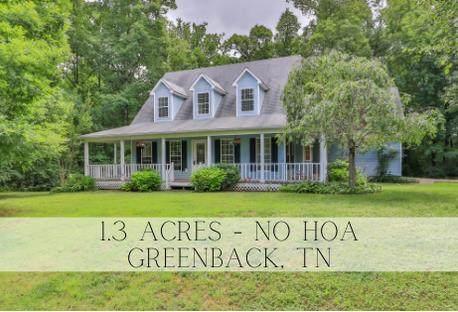 636 Henry Lane, Greenback, TN 37742 (#243730) :: Colonial Real Estate