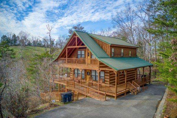 """737 Autumns Peak Way """"Oh The View"""", Sevierville, TN 37876 (#244401) :: JET Real Estate"""