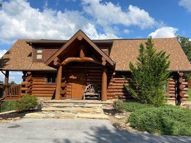 2418 Smoky Vista Way God's Country, Sevierville, TN 37862 (#244859) :: Suzanne Walls with eXp Realty