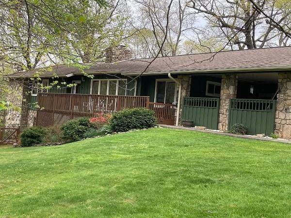 913 Carvers Ln, Sevierville, TN 37876 (#245370) :: Colonial Real Estate