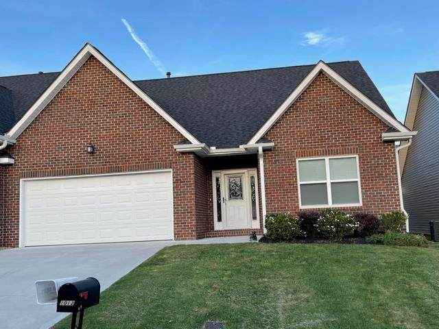 1012 Woullard Way, Sevierville, TN 37876 (#245555) :: Collins Family Homes | Keller Williams Smoky Mountains
