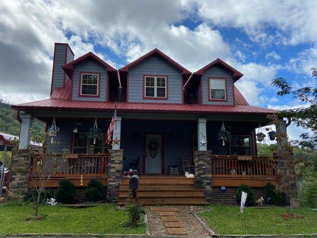 322 Raccoon Ridge Rd., Gatlinburg, TN 37738 (#245649) :: Colonial Real Estate