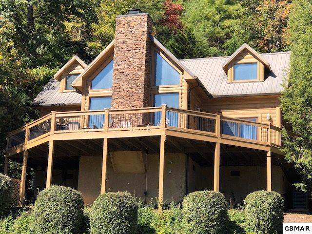 1139 Laurel Rd Knotty Pine, Townsend, TN 37882 (#225352) :: SMOKY's Real Estate LLC