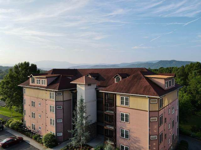 527 River Place Way Unit 543, Sevierville, TN 37862 (#243870) :: The Terrell-Drager Team