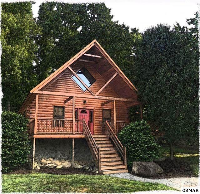 152 White Oak Resort Way, Gatlinburg, TN 37738 (#225263) :: Four Seasons Realty, Inc