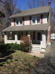 76 Franklin St, Morristown Town, NJ 07960 (MLS #3295458) :: The Dekanski Home Selling Team