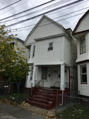 491 S 16th St, Newark City, NJ 07103 (MLS #3346036) :: The Dekanski Home Selling Team