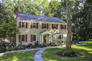 25 Sunset Dr, Chatham Twp., NJ 07928 (MLS #3359903) :: The Dekanski Home Selling Team